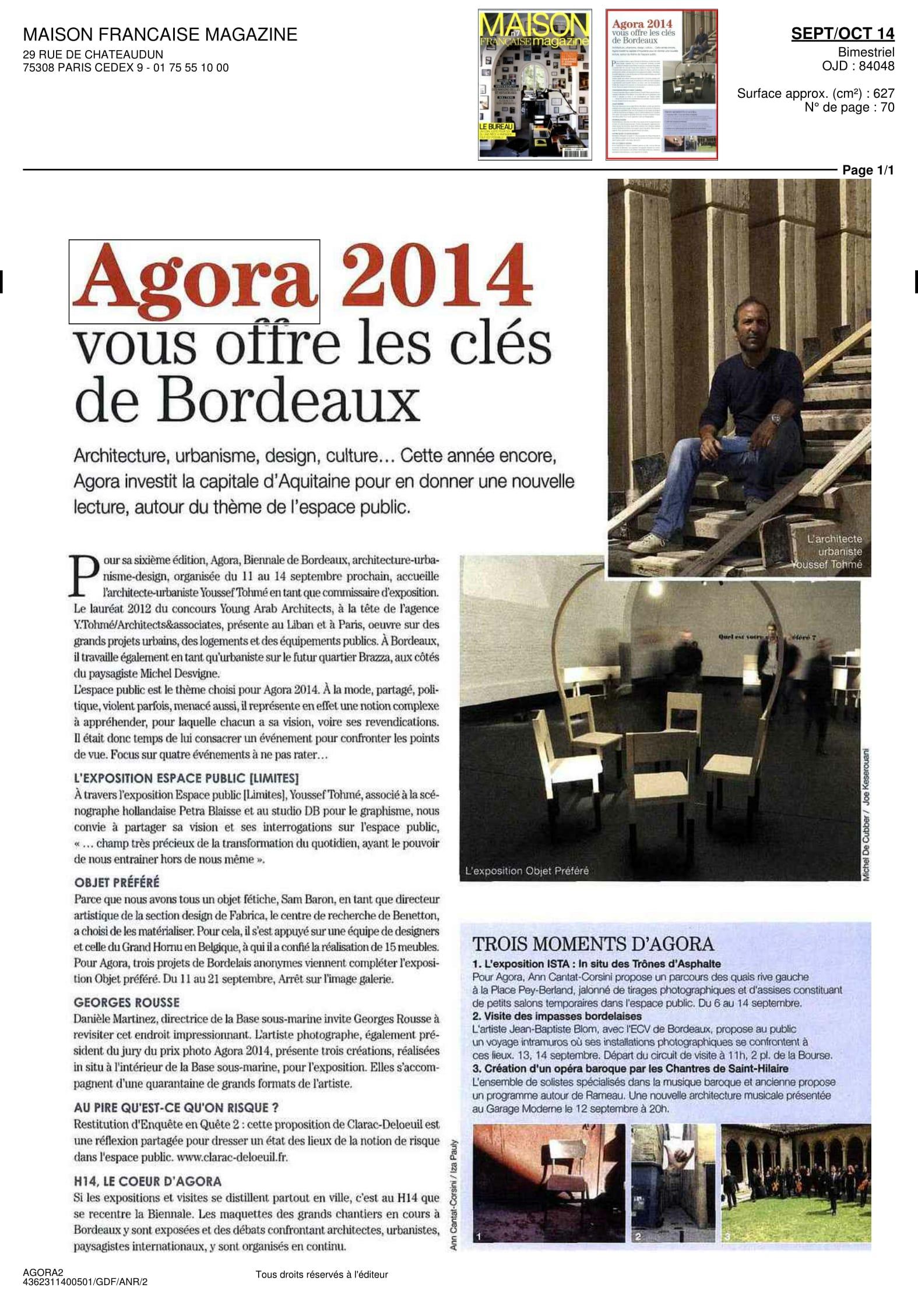 Ytaa maison fran aise magazine for Maison magazine